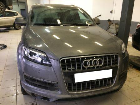 Audi Q7 2012 - отзыв владельца