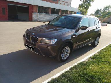 BMW X3, 2012
