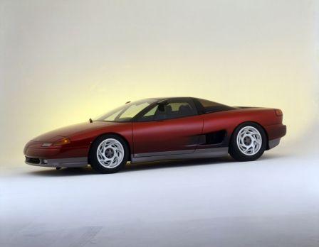 Dodge Stealth 1993 - отзыв владельца