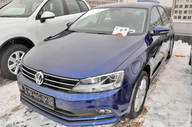 Volkswagen Jetta, 2016 год, 1 195 500 руб.