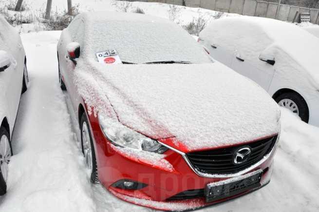 Mazda Mazda6, 2016 год, 1 379 000 руб.