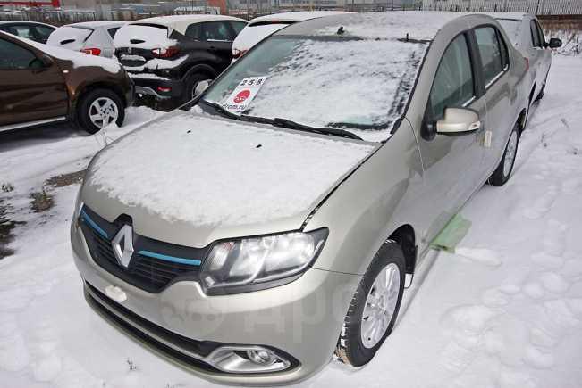 Renault Logan, 2016 год, 724 980 руб.