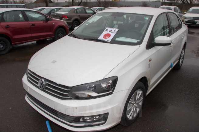 Volkswagen Polo, 2016 год, 907 880 руб.