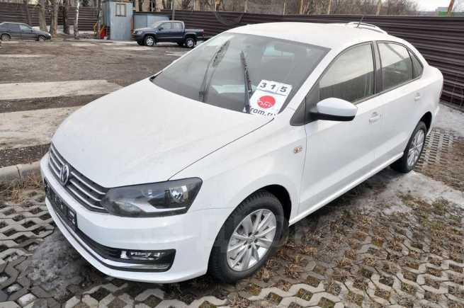 Volkswagen Polo, 2016 год, 857 850 руб.