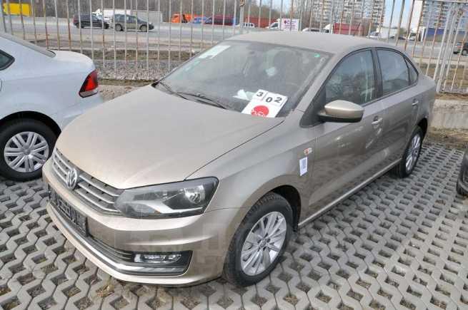 Volkswagen Polo, 2016 год, 820 870 руб.
