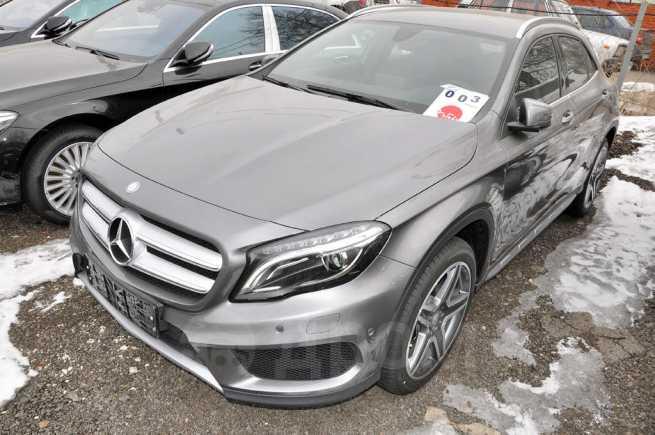 Mercedes-Benz GLA-Class, 2016 год, 2 385 914 руб.