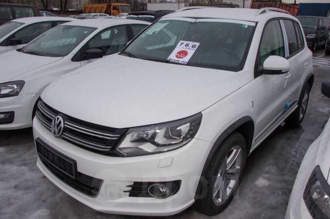 Volkswagen Tiguan, 2016 год, 1 704 900 руб.