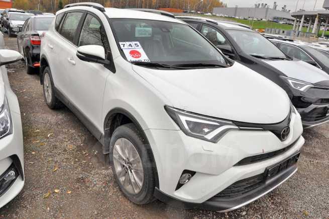 Toyota RAV4, 2016 год, 2 058 000 руб.