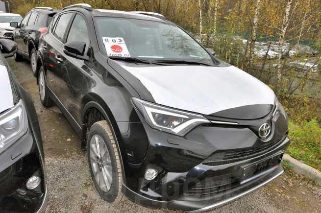 Toyota RAV4, 2016 год, 1 957 000 руб.