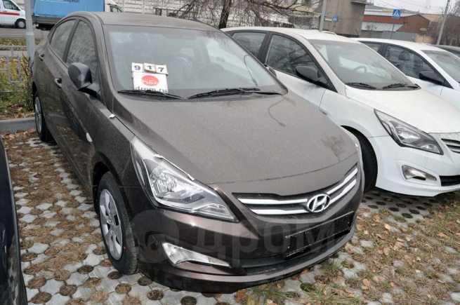 Hyundai Solaris, 2016 год, 748 900 руб.