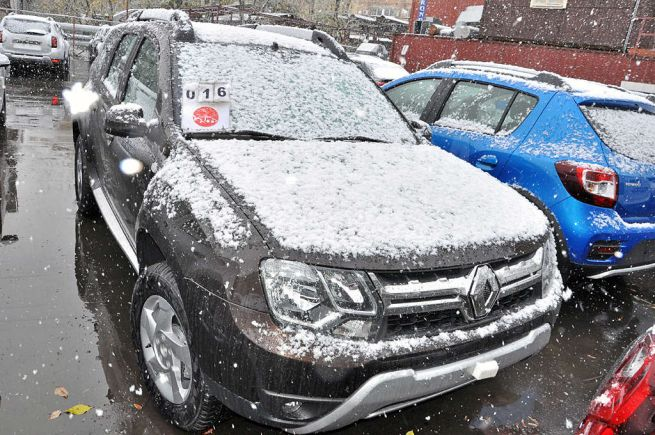 Renault Duster, 2016 год, 954 970 руб.