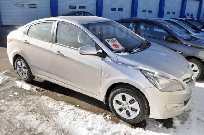 Hyundai Solaris, 2016 год, 795 300 руб.
