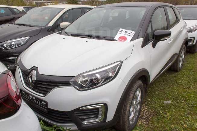 Renault Kaptur, 2016 год, 919 990 руб.