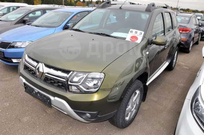 Renault Duster, 2016 год, 1 001 980 руб.