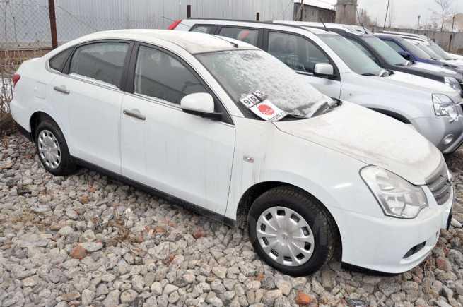 Nissan Almera, 2016 год, 717 000 руб.