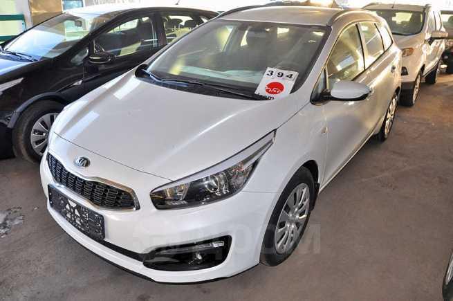 Kia cee'd, 2016 год, 924 900 руб.