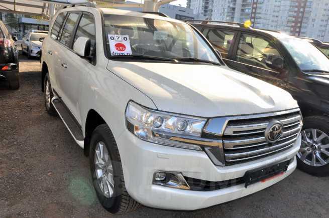 Toyota Land Cruiser, 2016 год, 5 114 000 руб.