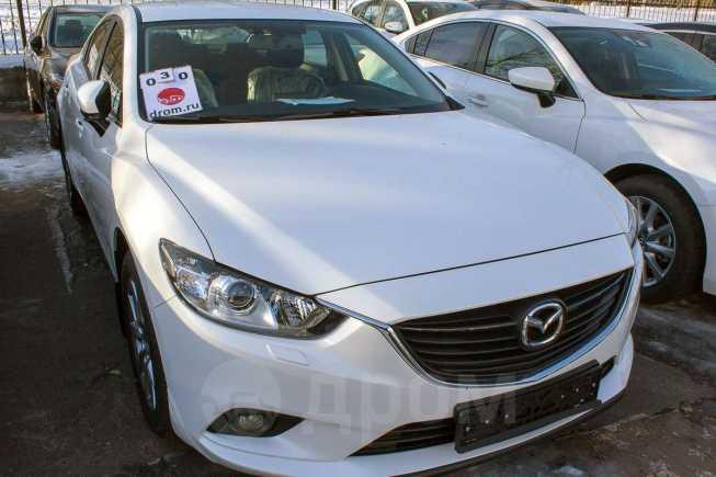 Mazda Mazda6, 2016 год, 1 373 000 руб.