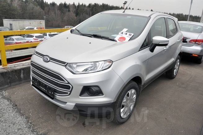 Ford EcoSport, 2016 год, 1 093 500 руб.