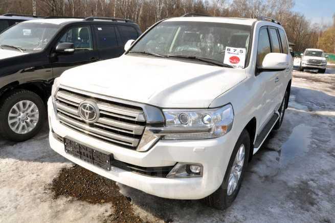 Toyota Land Cruiser, 2016 год, 5 177 000 руб.