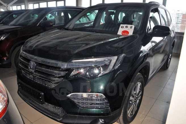 Honda Pilot, 2018 год, 3 589 900 руб.