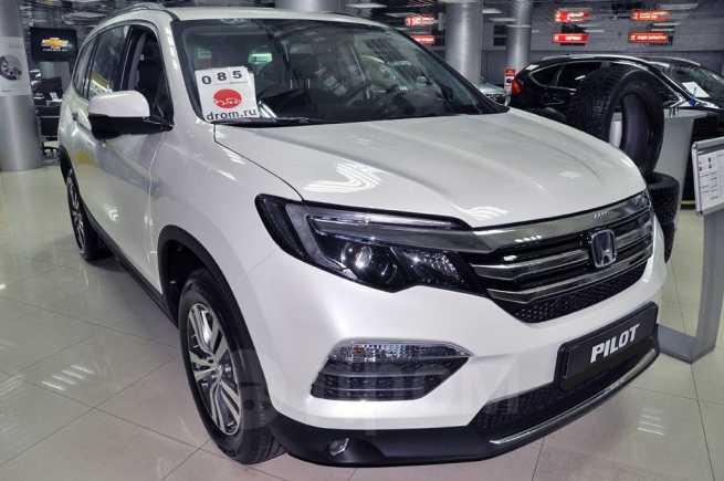 Honda Pilot, 2018 год, 3 376 900 руб.