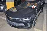 Chevrolet Camaro. ЧЕРНЫЙ (MOSAIC BLACK METALLIC) (GB8)