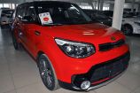 Kia Soul. INFERNO RED+BLACK (AH4)