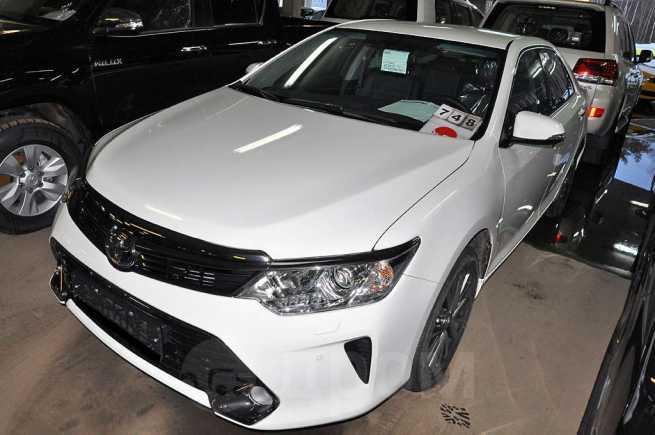 Toyota Camry, 2016 год, 1 667 000 руб.