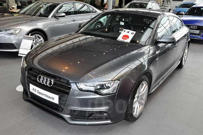 Audi A5, 2016 год, 2 723 846 руб.