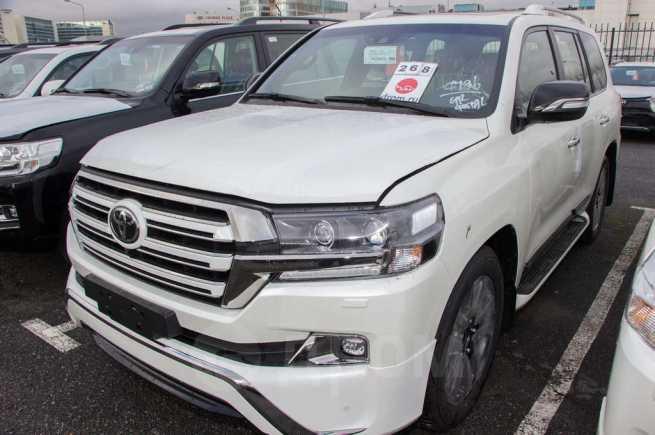 Toyota Land Cruiser, 2016 год, 5 679 000 руб.
