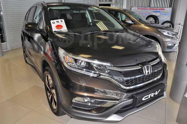Honda CR-V, 2018 год, 1 987 900 руб.