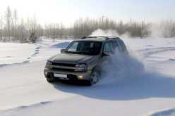 Новосибирск TrailBlazer 2005