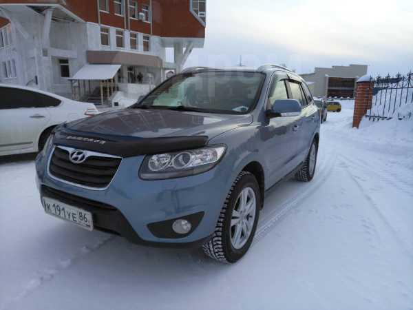 Hyundai Santa Fe, 2010 год, 1 000 050 руб.