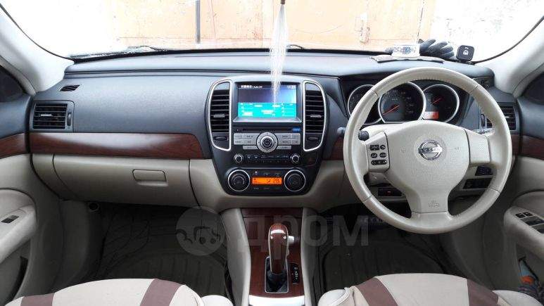 Nissan Bluebird Sylphy, 2011 год, 490 000 руб.
