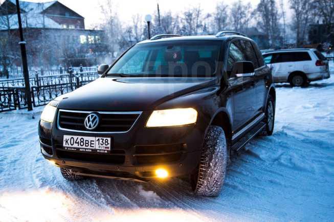 Volkswagen Touareg, 2004 год, 699 000 руб.