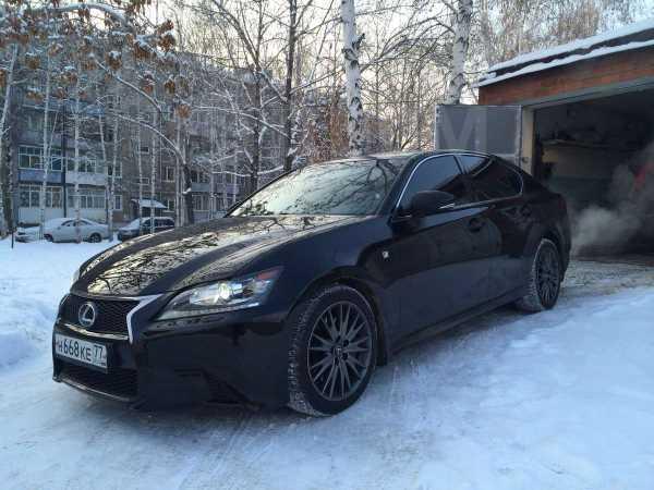 Lexus GS250, 2012 год, 1 990 000 руб.