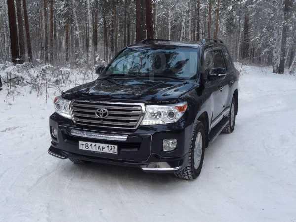 Toyota Land Cruiser, 2012 год, 2 730 000 руб.
