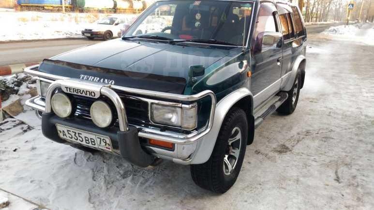 Nissan Terrano, 1995 год, 430 000 руб.