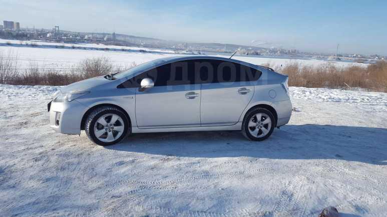 Toyota Prius, 2010 год, 717 000 руб.