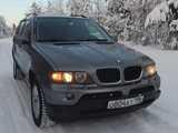 Белоярский BMW X5 2004