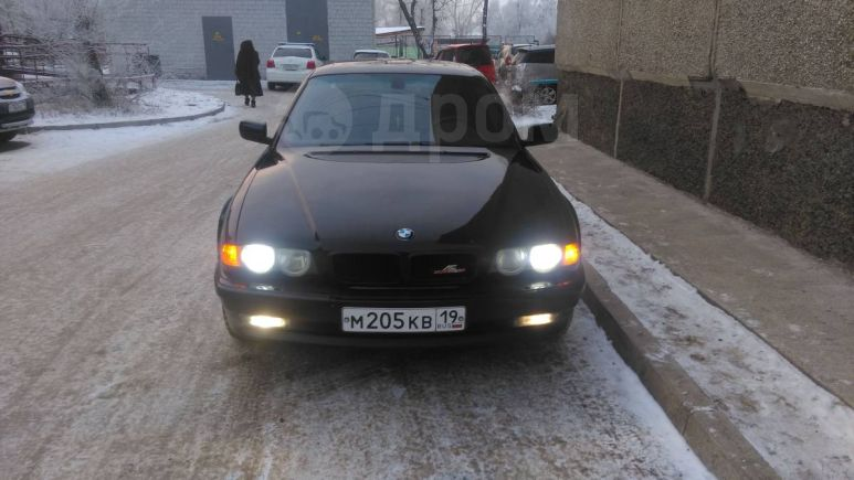 BMW 7-Series, 2000 год, 320 000 руб.