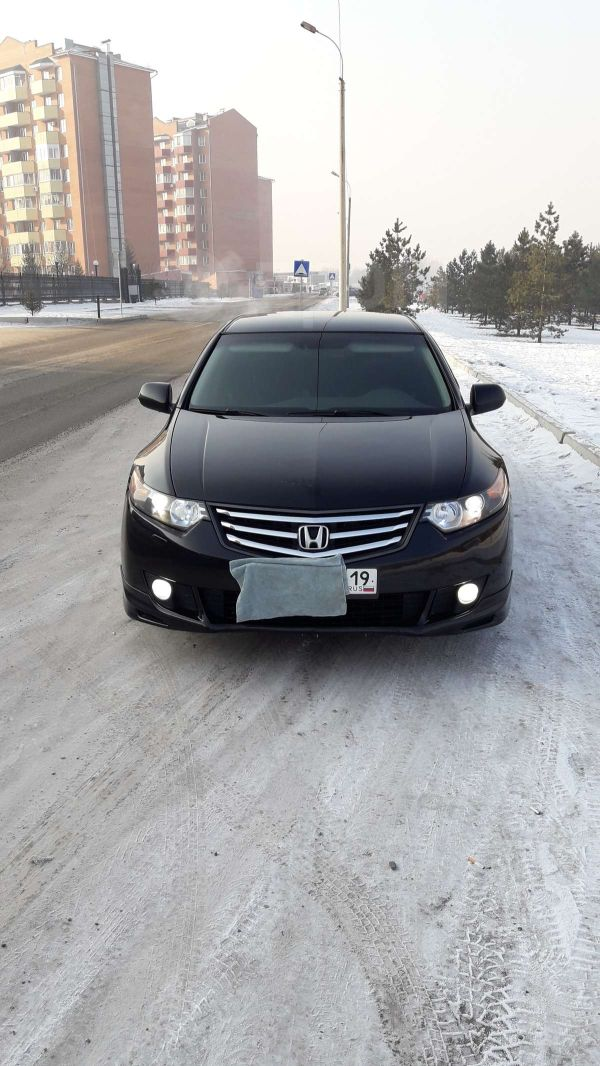 Honda Accord, 2008 год, 640 000 руб.