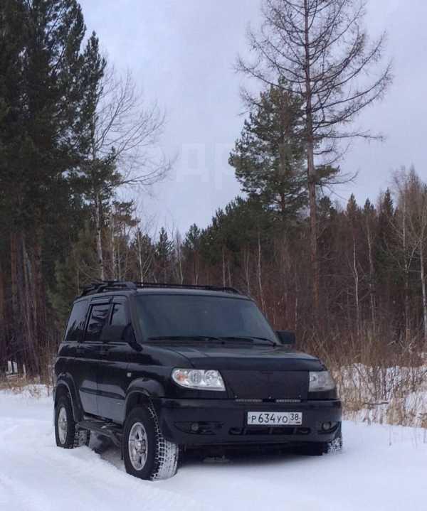 УАЗ Патриот, 2012 год, 550 000 руб.