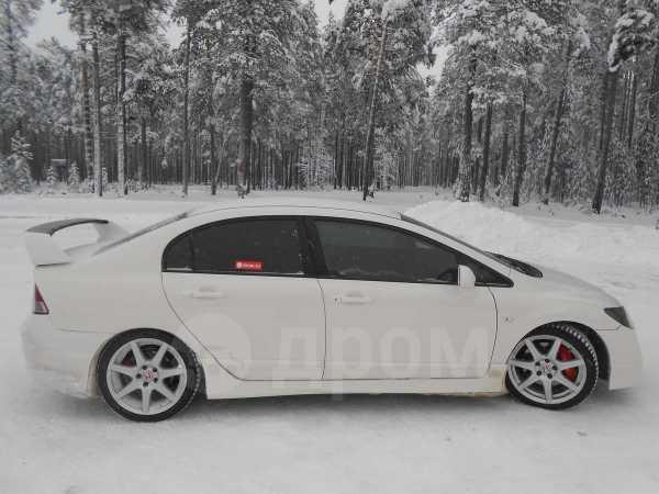 Honda Civic Type R, 2007 год, 740 000 руб.