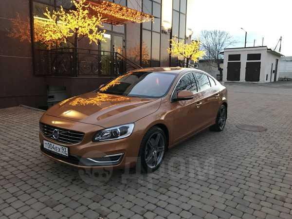 Volvo S60, 2015 год, 1 350 000 руб.