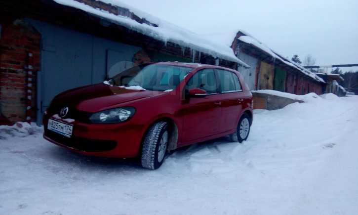 Volkswagen Golf, 2010 год, 500 000 руб.