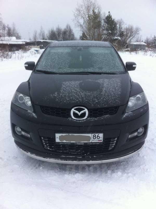 Mazda CX-7, 2007 год, 650 000 руб.