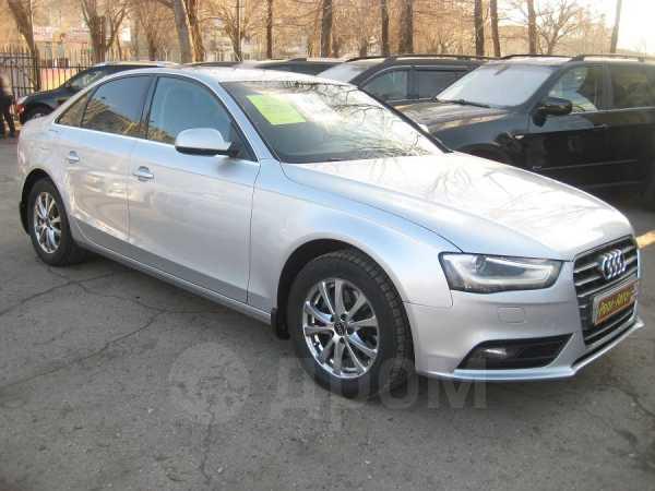 Audi A4, 2012 год, 1 000 000 руб.