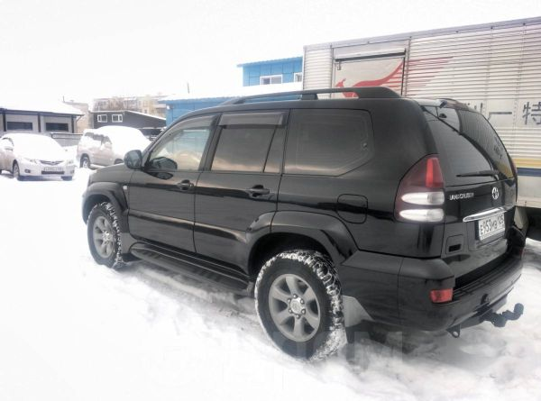 Toyota Land Cruiser Prado, 2007 год, 1 465 000 руб.